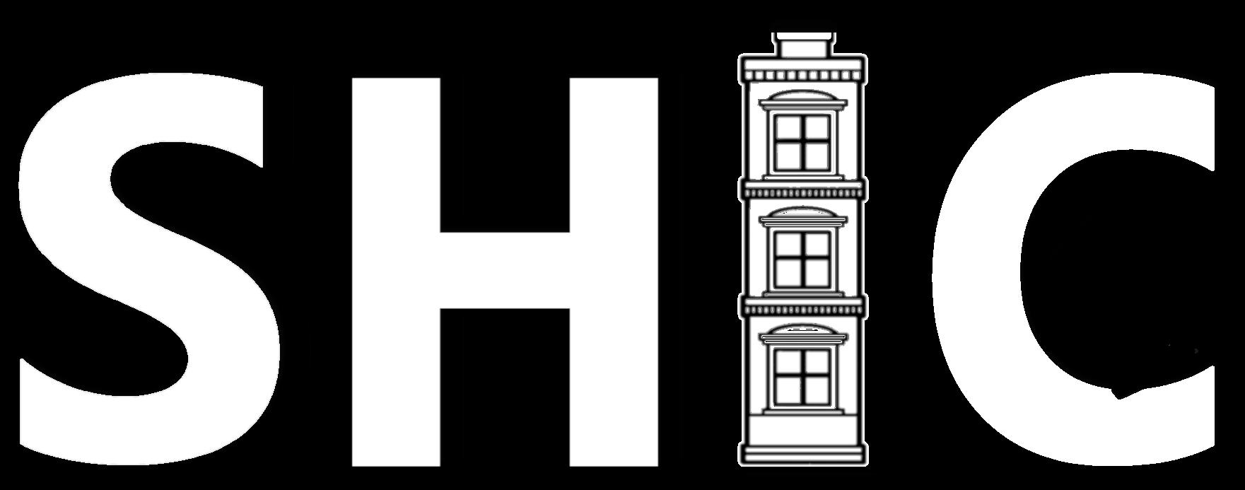 1 SHIC logo BW transparent bg.png