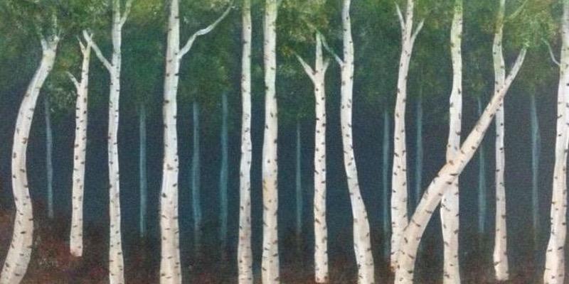 S.josephson.Birch Tree Forest.jpg