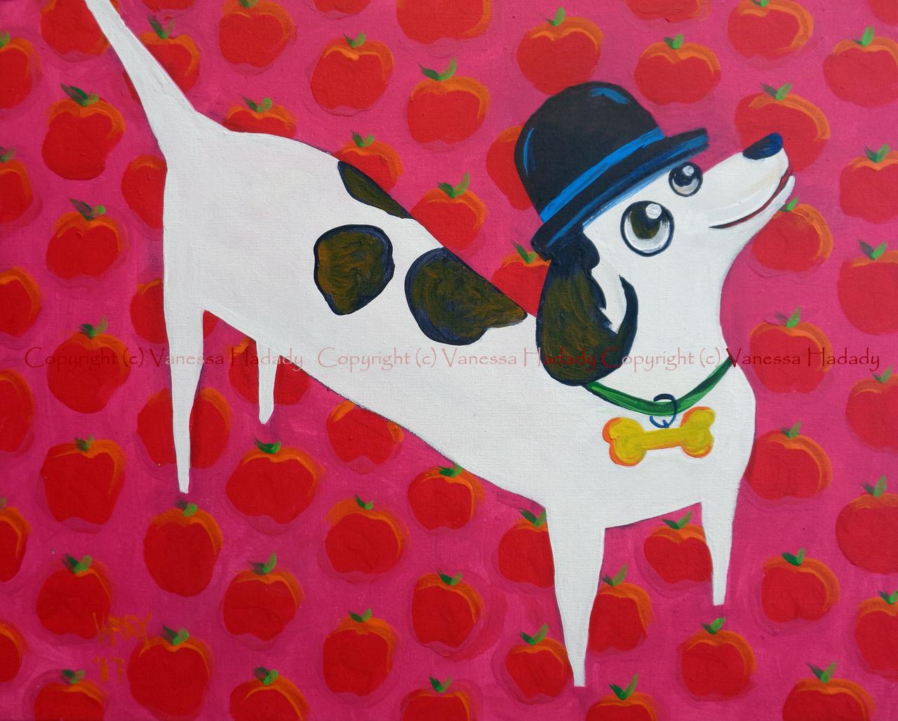 Magritte's Dog