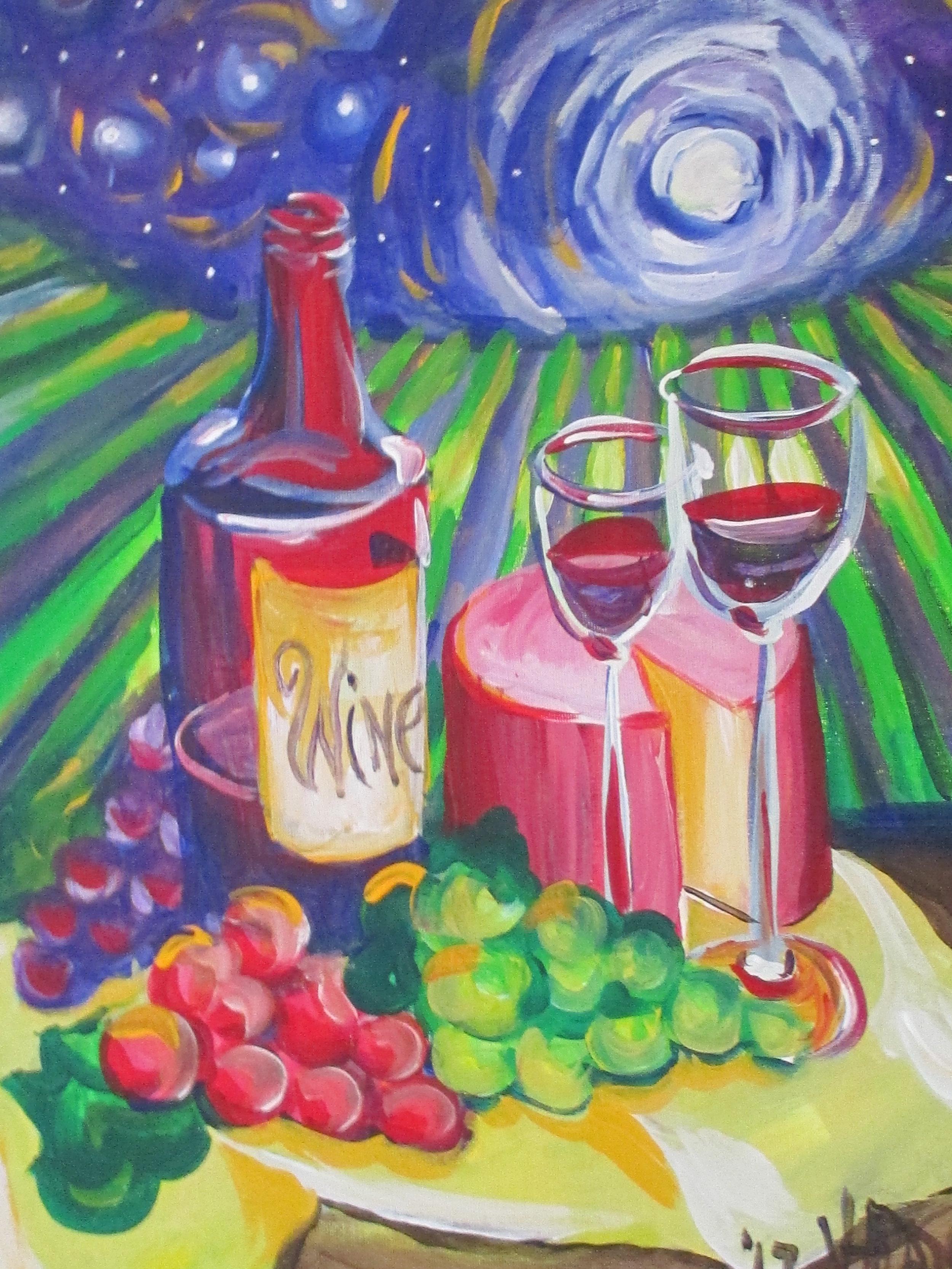 Starry Wine