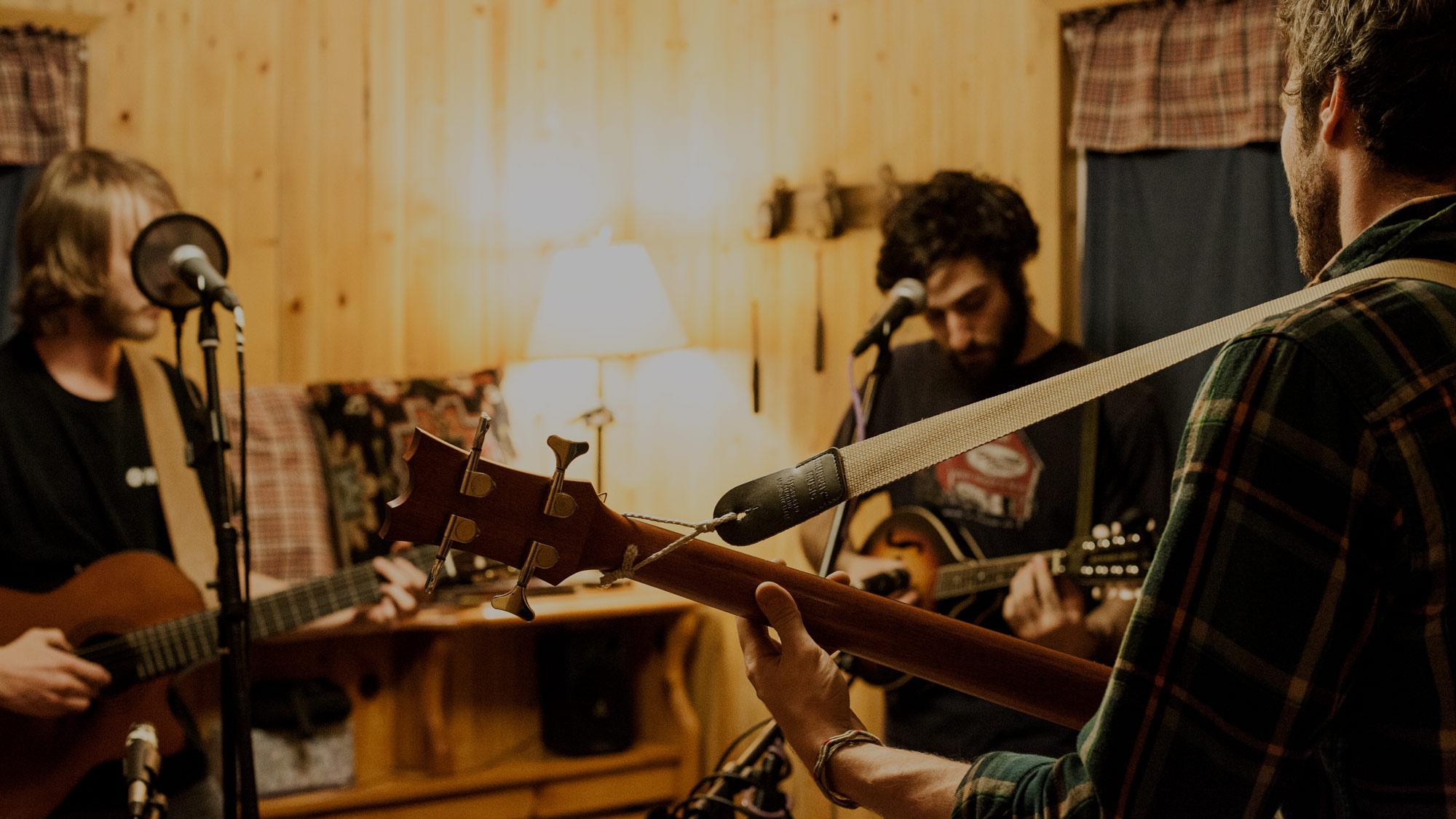 Wooden Sleepers - Portland Folk