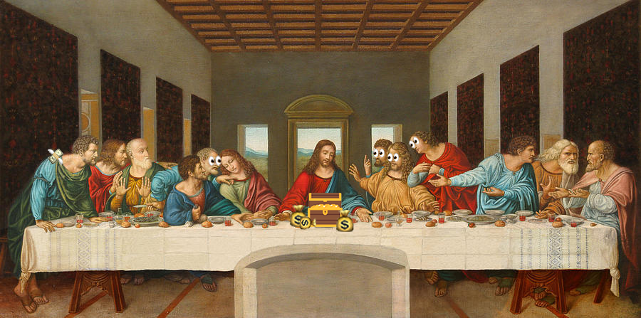 The Lust Supper