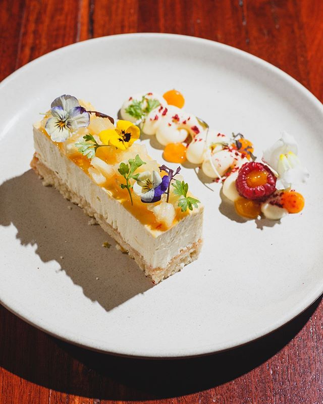 Our delicious Pina Colada Cheesecake is the perfect end to your @2nd6th meal! Head to 12 Peel street tonight and spoil yourself 🤩