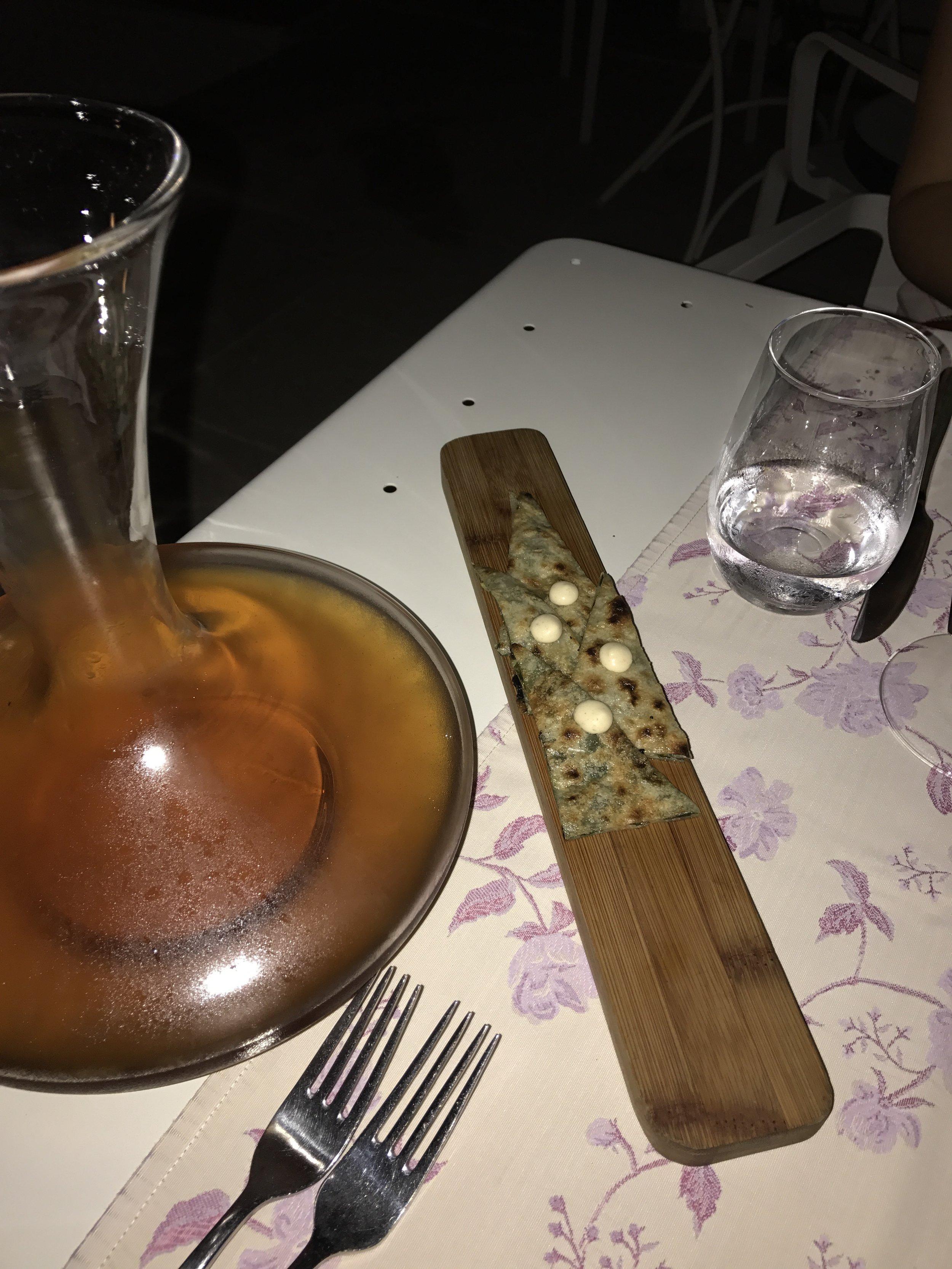 Serendipitous Dinner at Dvor