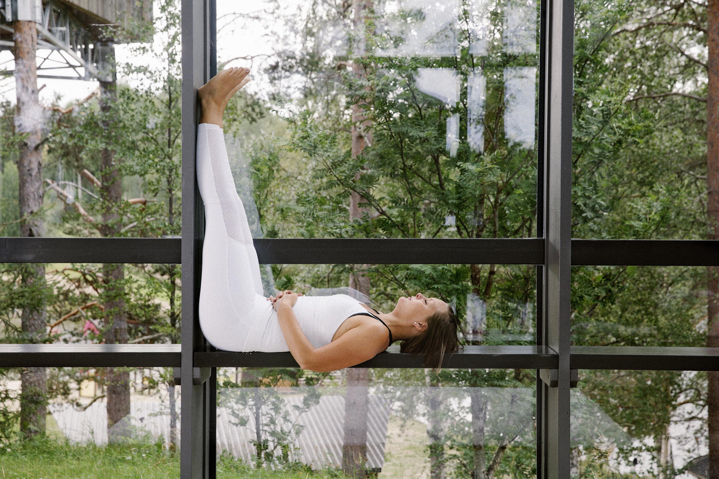 Yogaretreats Norrland