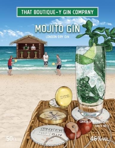 Mojito Gin - Conker Spirits - Batch 1.jpg