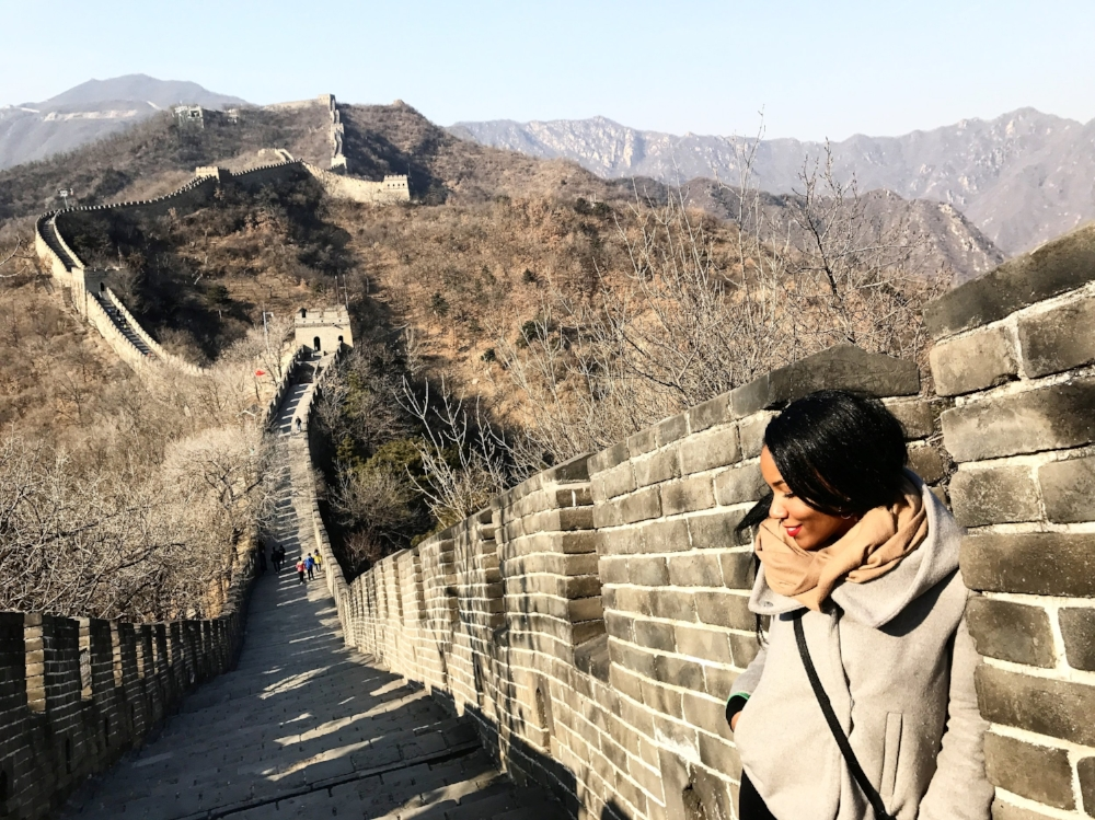 The Great Wall of China - Beijing, China