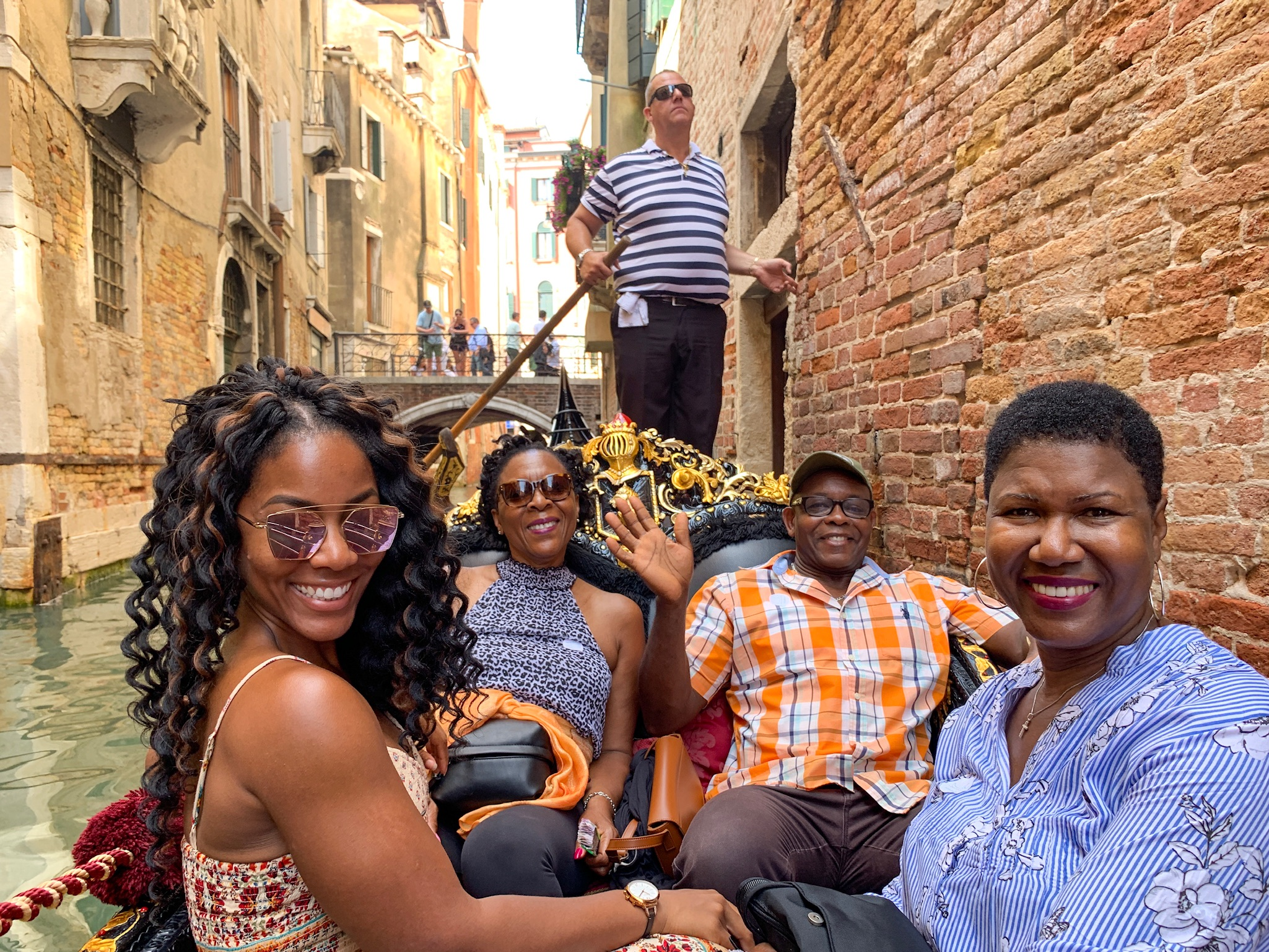 Our Gondola Ride!
