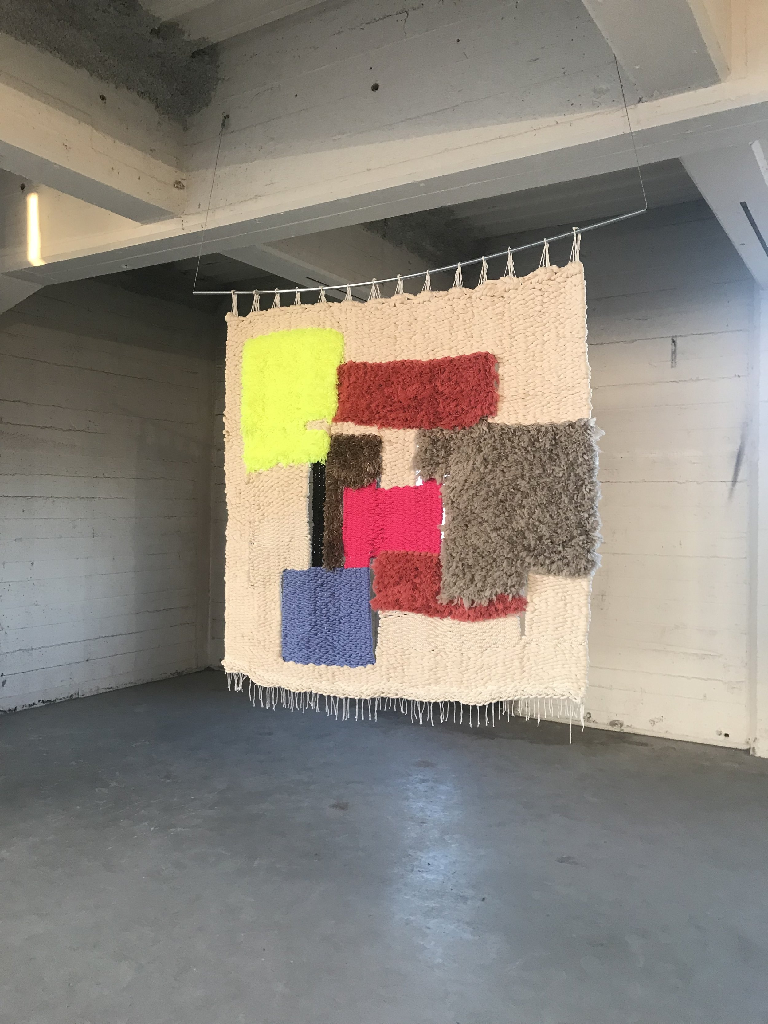 unusual tapestry