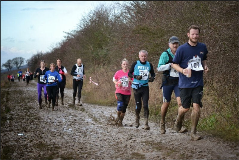 Images lifted from Benfleet Running Club website