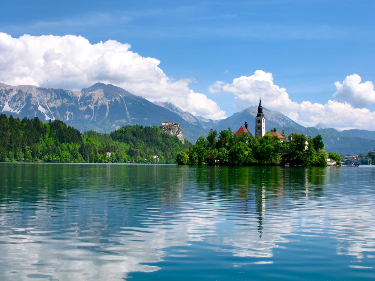 Copy of lake bled