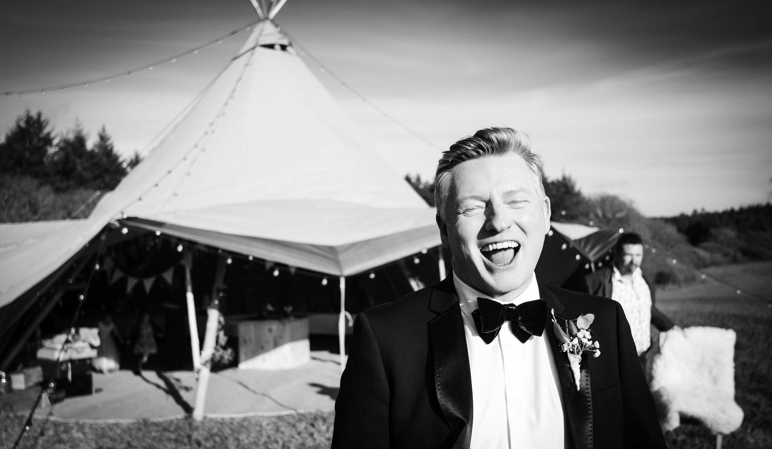 Cornwall groom