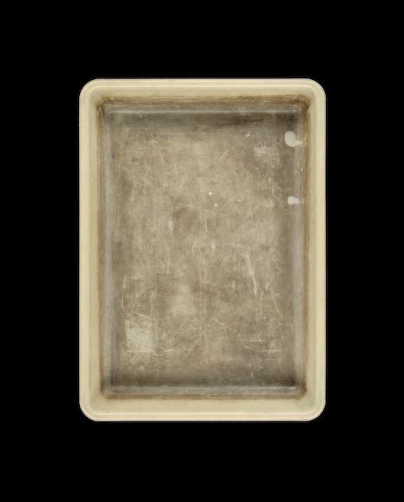 Philippe Gronon Cuvette de développement n°3, Paris - 2016 Numérisation, épreuve numérique pigmentaire, 81 x 65,5 cm