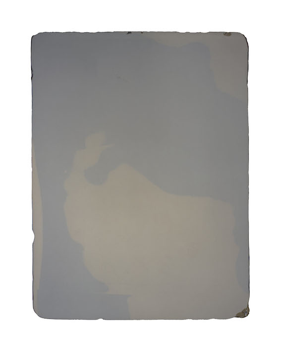 Philippe Gronon Pierre lithographique n°2, Studio Franck Bordas, Paris - 2005 Photographie analogique couleur, épreuve numérique pigmentaire, 93 x 74 cm