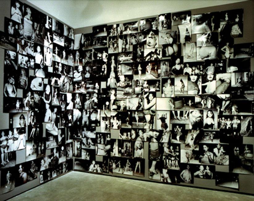 Liz Cohen La Cuatro de Julio, CANAL, San Francisco Arts Commission Gallery, 2000