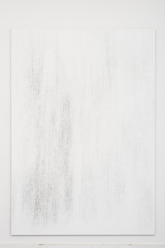 Untitled , 2014. Acrylic on canvas, 200 x 140 cm