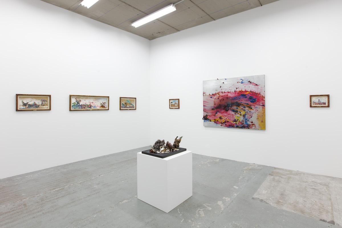Galerie Laurent Godin, 2018