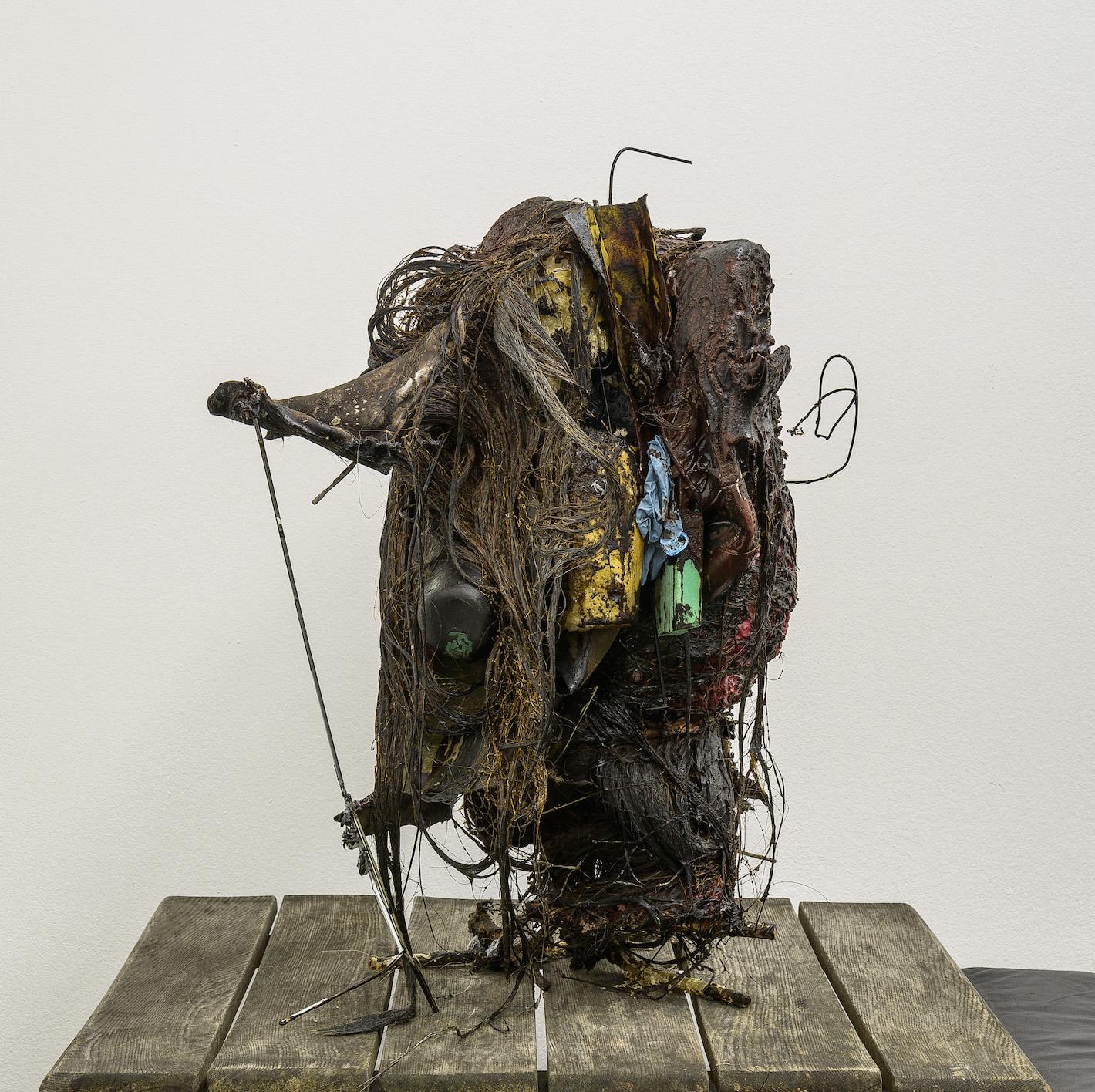 Peter Buggenhout,  Gorgo #37 , 2015