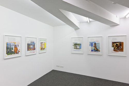 DAVID KRAMER  This is What it's Like  01.03.2012 - 07.04.2012