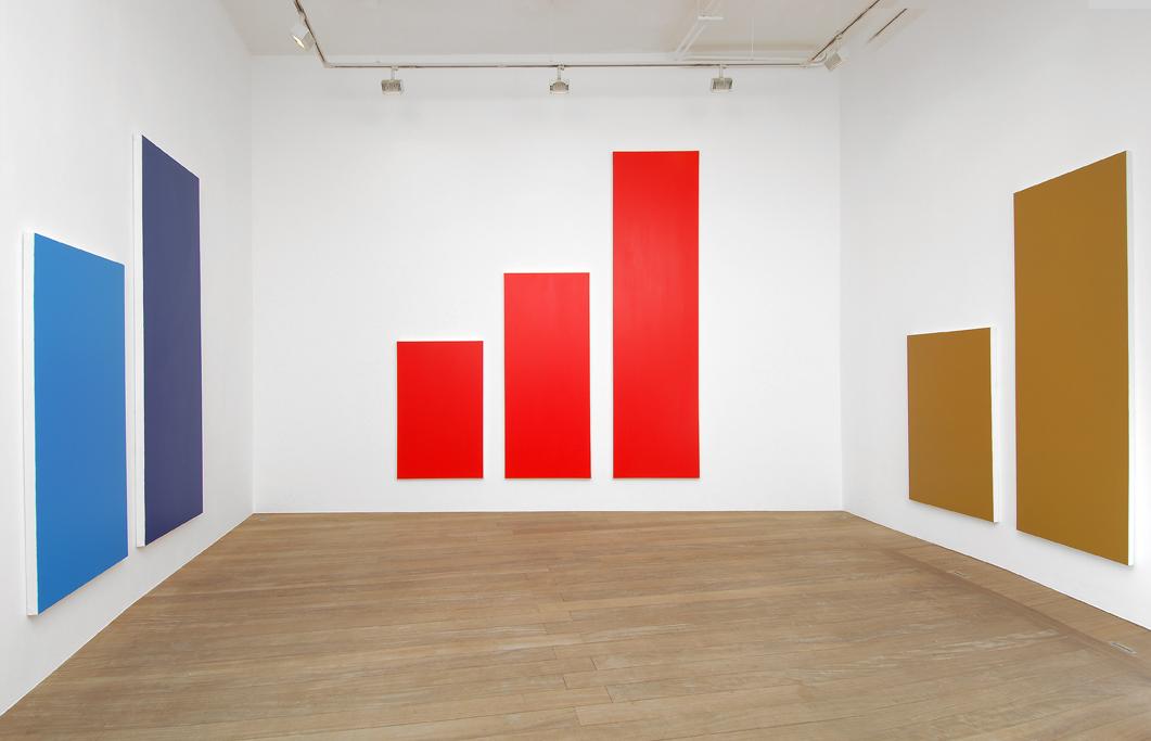 Nouvelles Peintures, 2007