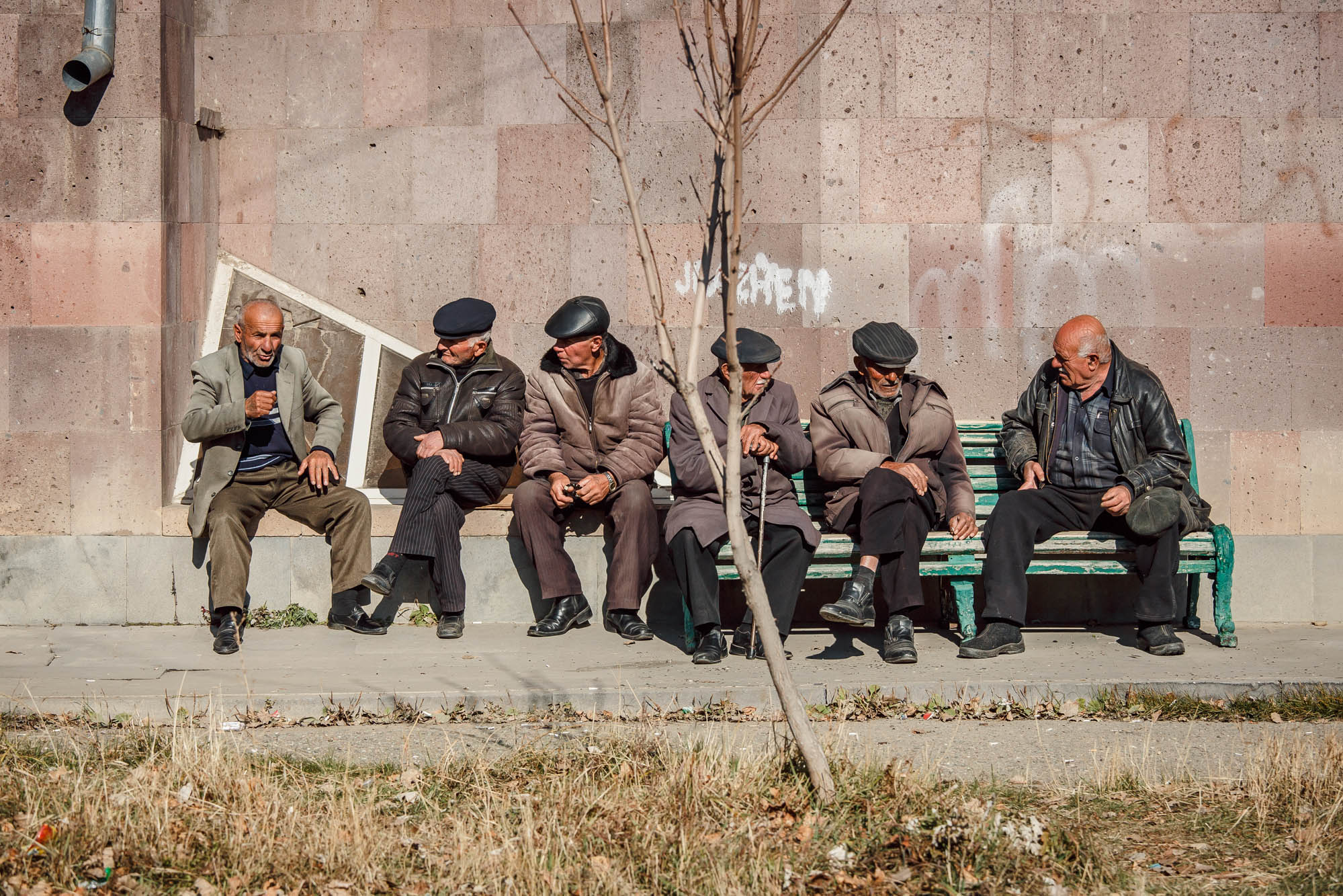 THE ARMENIAN HITCHNAPPING -