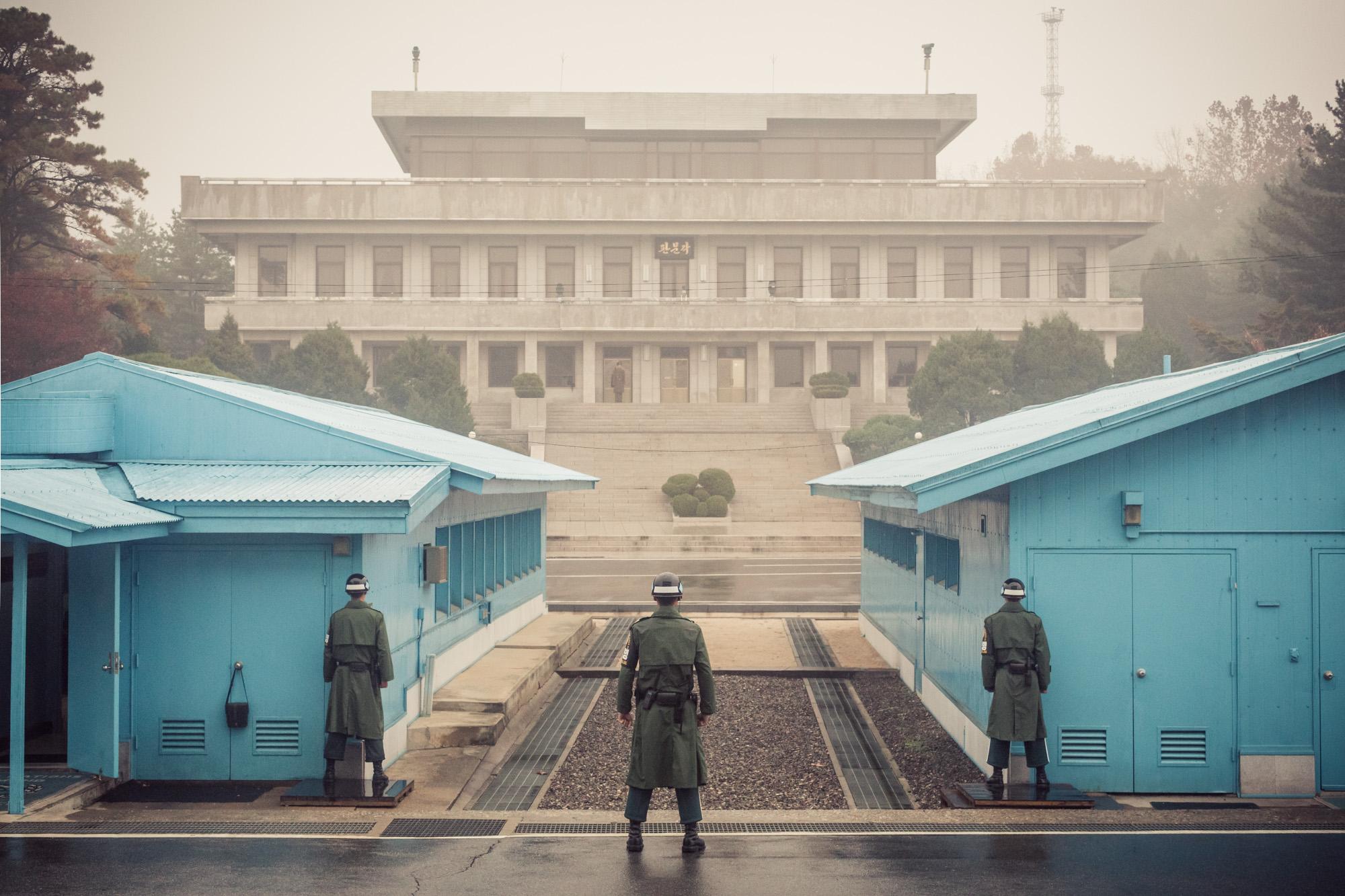KOREA: THE DMZ -