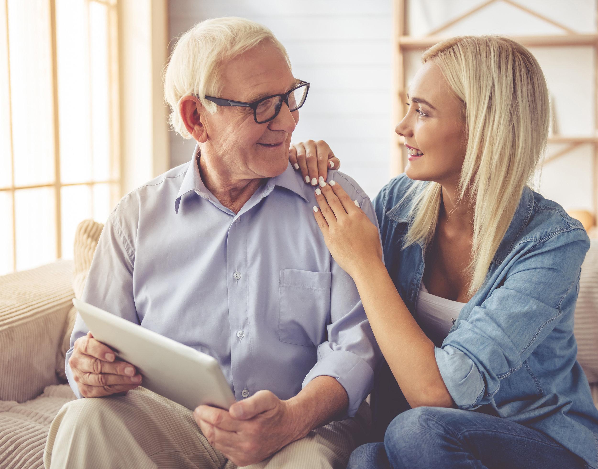 demens testamente, verge - ta styring på arven