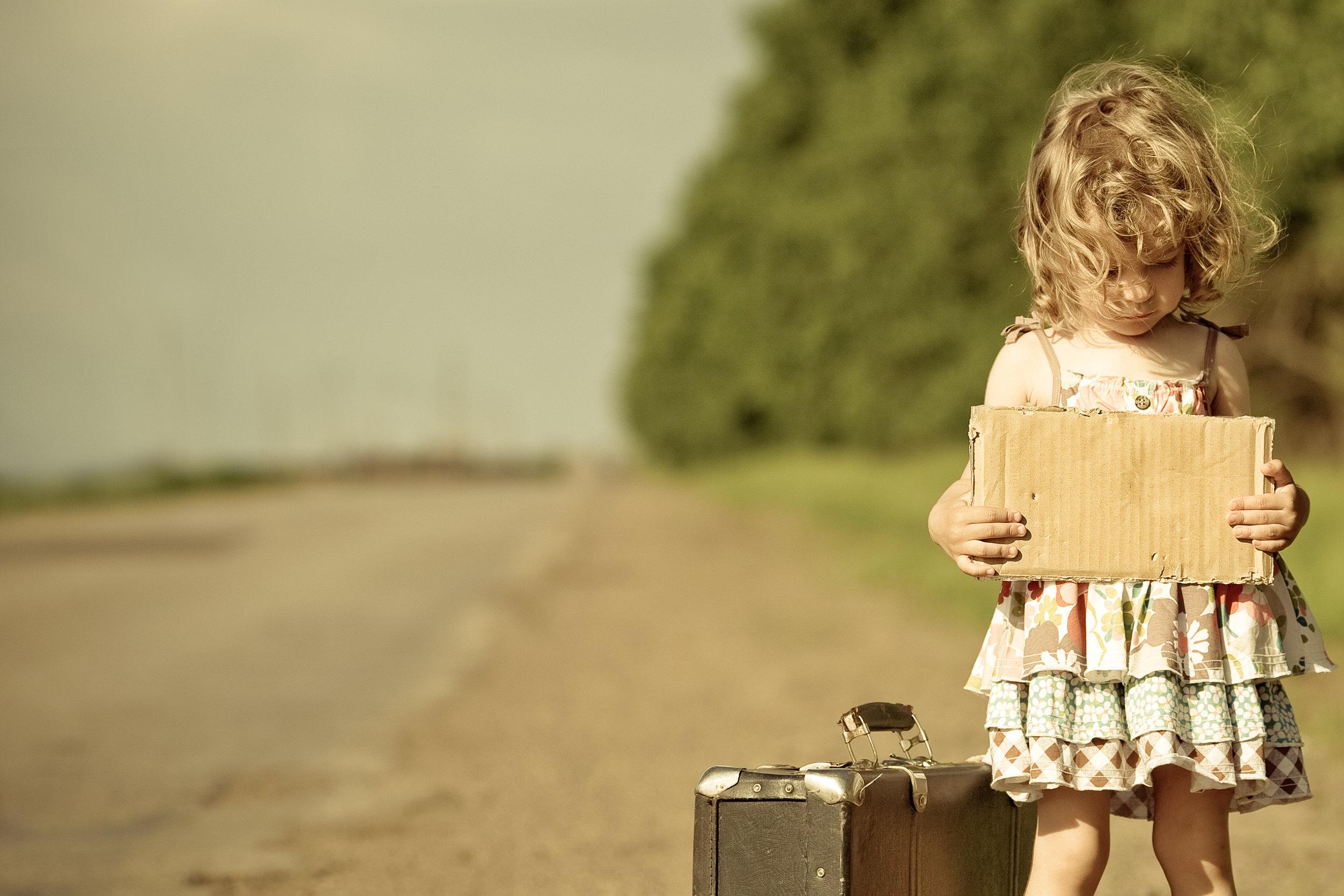 barn og samlivsbrudd - hvor mye skal barnet bestemme?