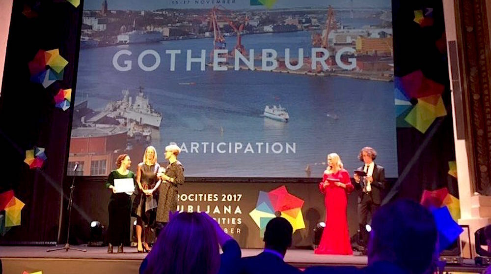 GOTHENBURG - The city of Gothenburg, Sweden won the Eurocities 2017 Circular Economy Participation award with their Smart Map: a tool that maps the sharing economy in Gothenburg city. The Smart Map includes over 100 sharing initiatives and facilitates sharing in the city.