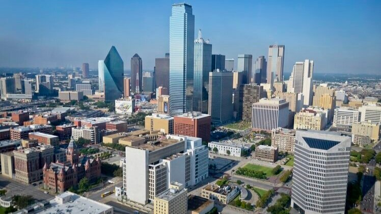 DALLAS - Dallas has shown significant interest and engagement in transportation, housing options, transformaion technology, and how to improve accessibility to services and resources through the sharing economy.