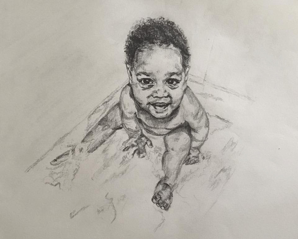 Annie-Abbatt-Pencil-Portrait-Drawing-Child-Wilber