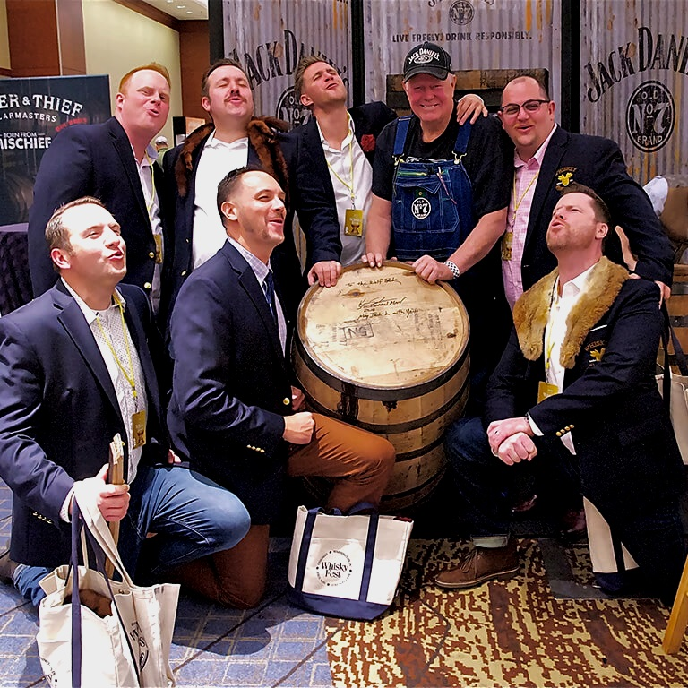 WHISKEYFESTSAN FRANSISCO, NYC, CHICAGO, D.C. - Brown-Forman