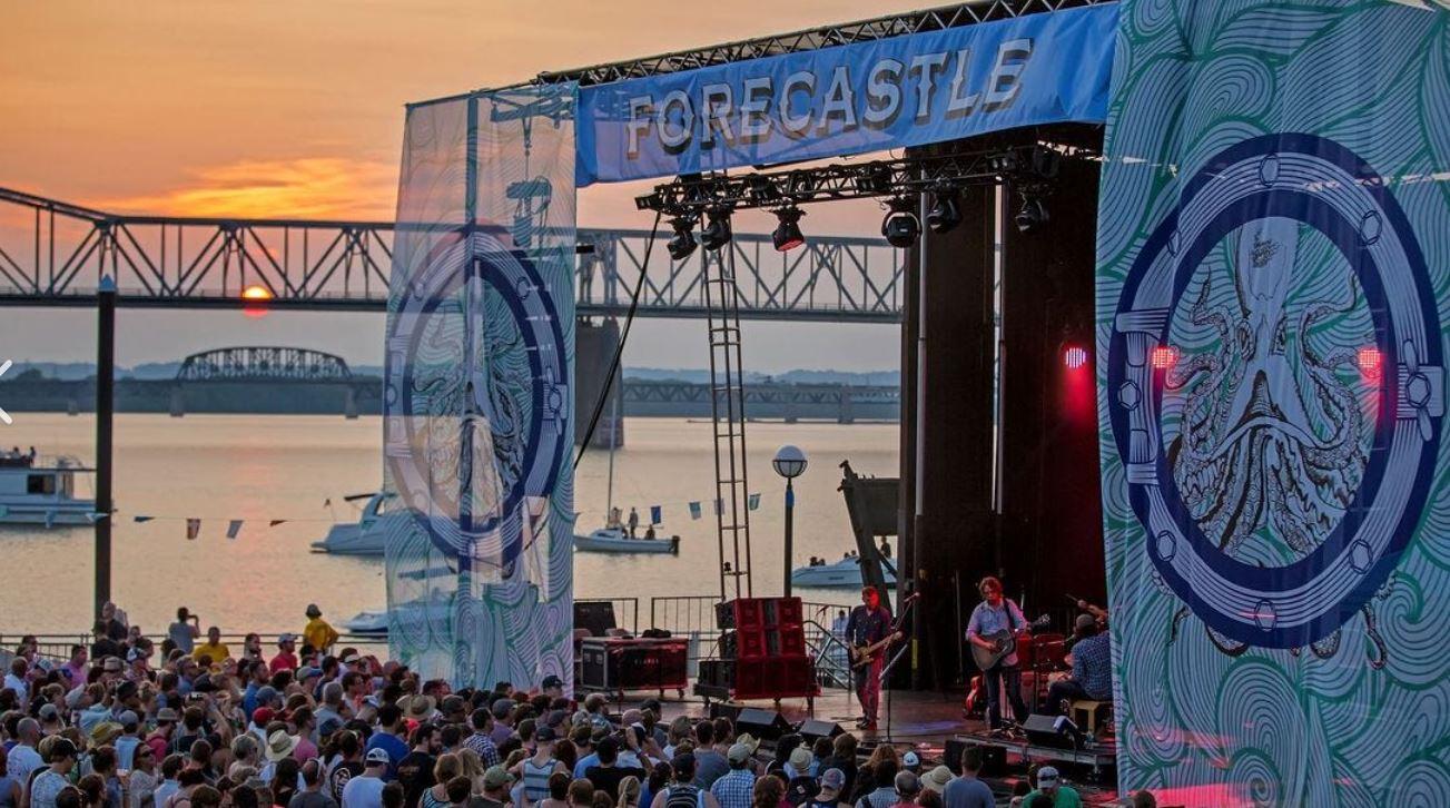 FORECASTLE Music Festival 2019 - An inclusive mocktail bar