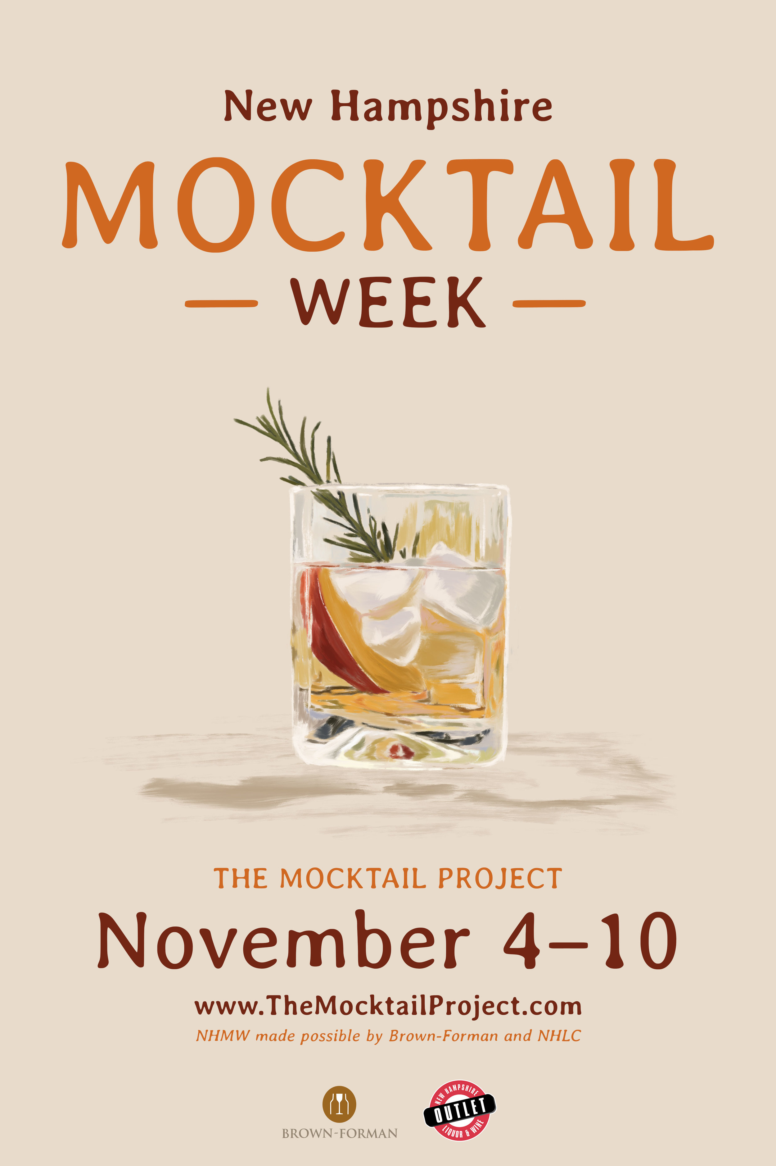 NH Mocktail Week | The Mocktail Project