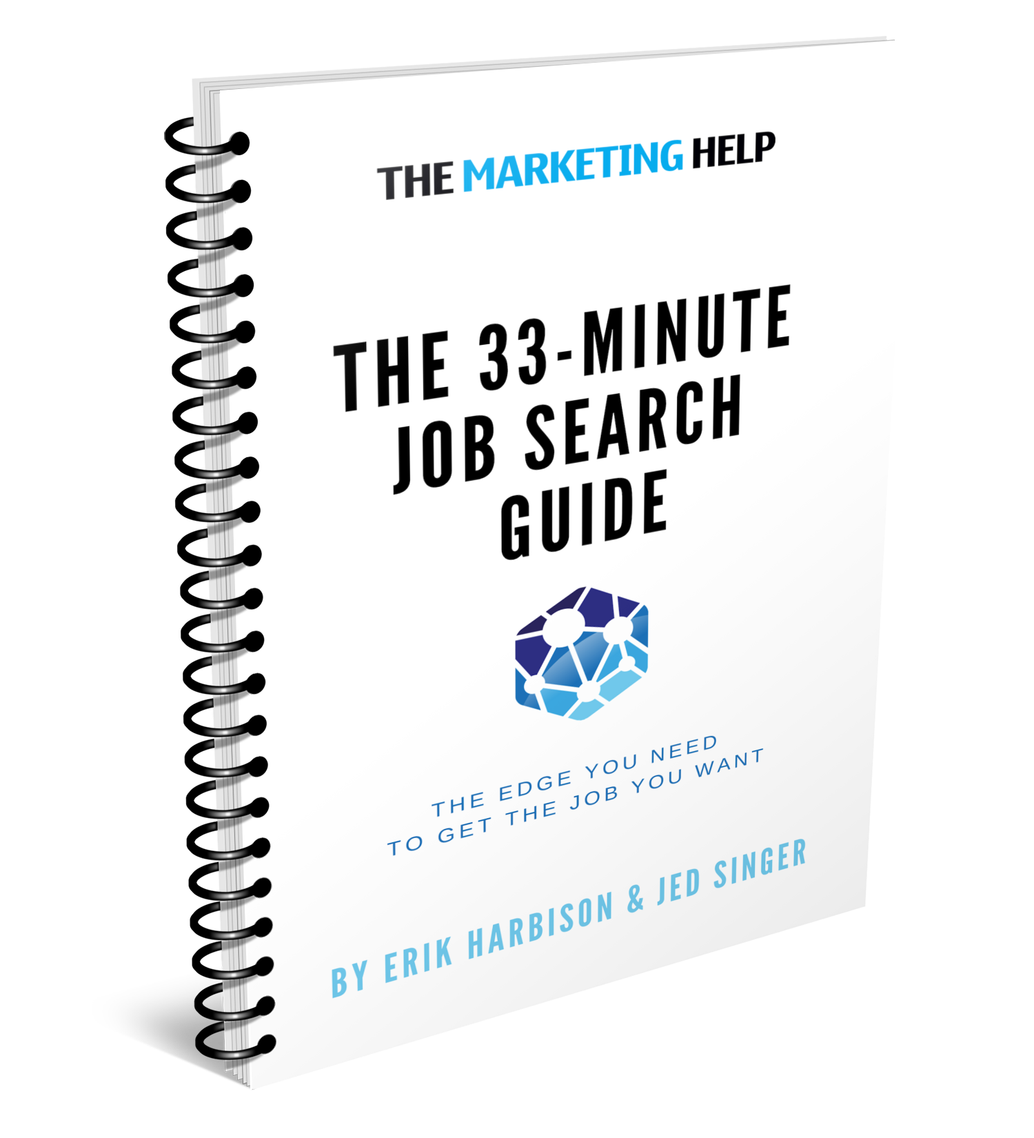 The 33-Minute Job Search Guidebook - Want to land a job in marketing? Here's your shortcut up the trail…Our 33-Minute Guidebooks provide mastery in various career subjects in only — you guessed it — about half an hour.