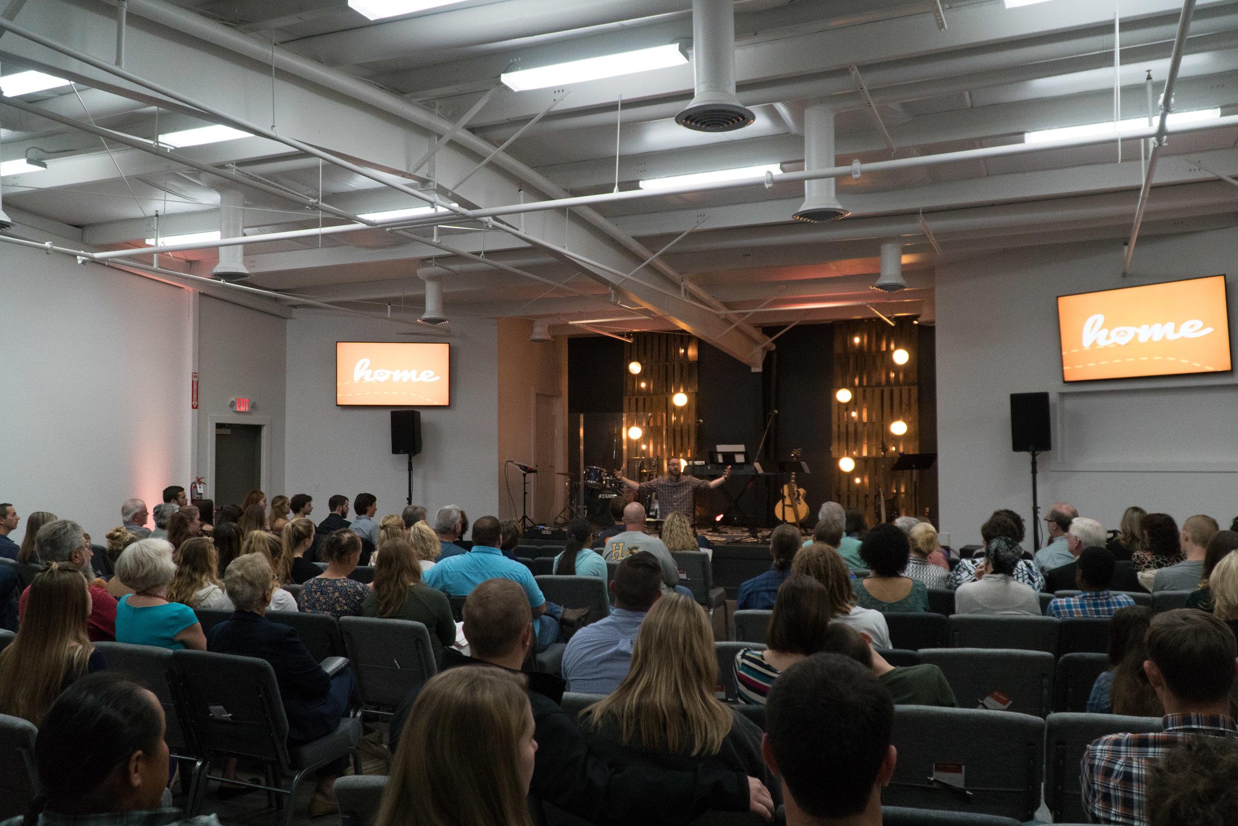 Sermons — Arrowhead Church Greeneville