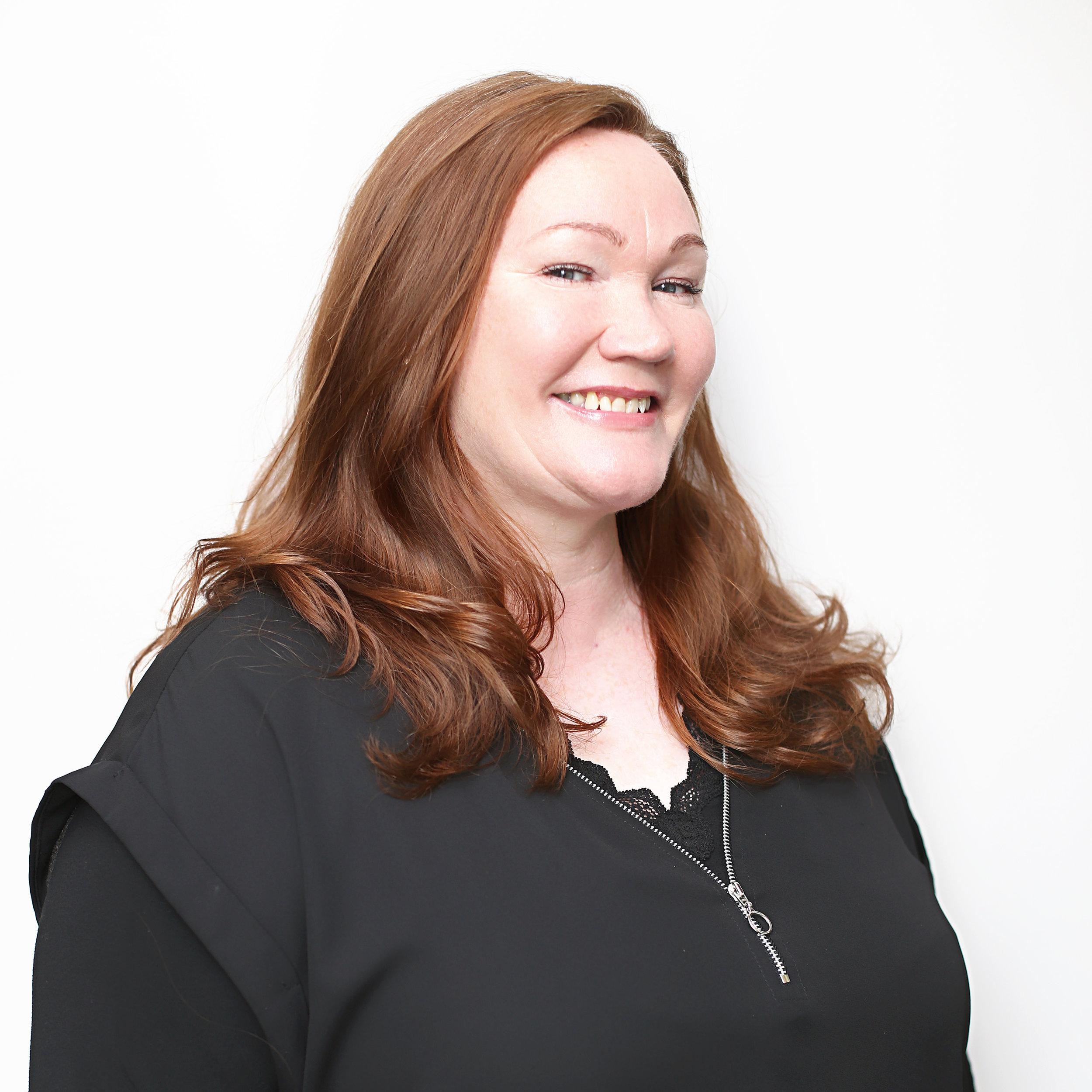 Ann Clarke gym receptionist Osprey Leisure Club