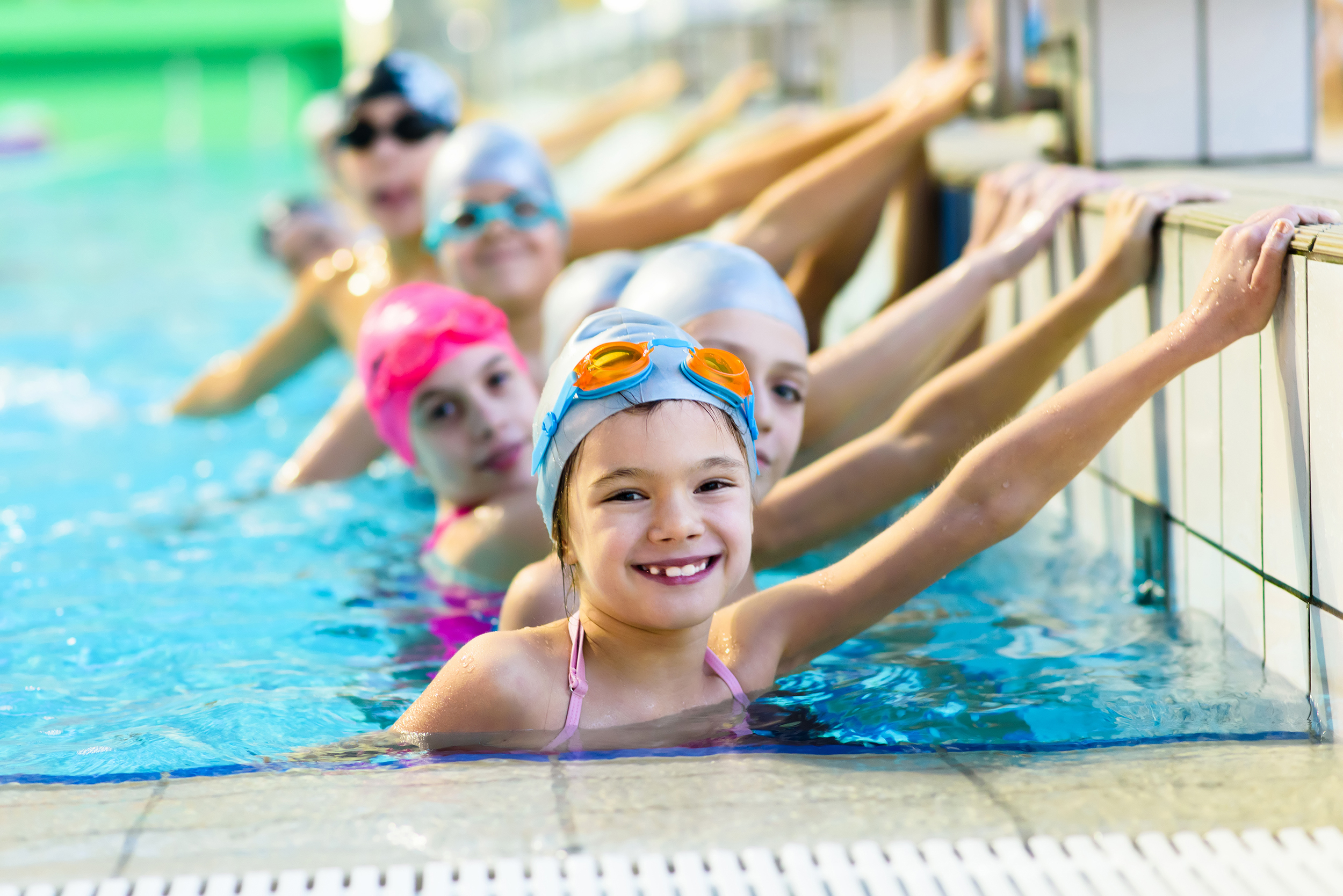 Kids Summer Swimming Camps - Now Enrolling! -