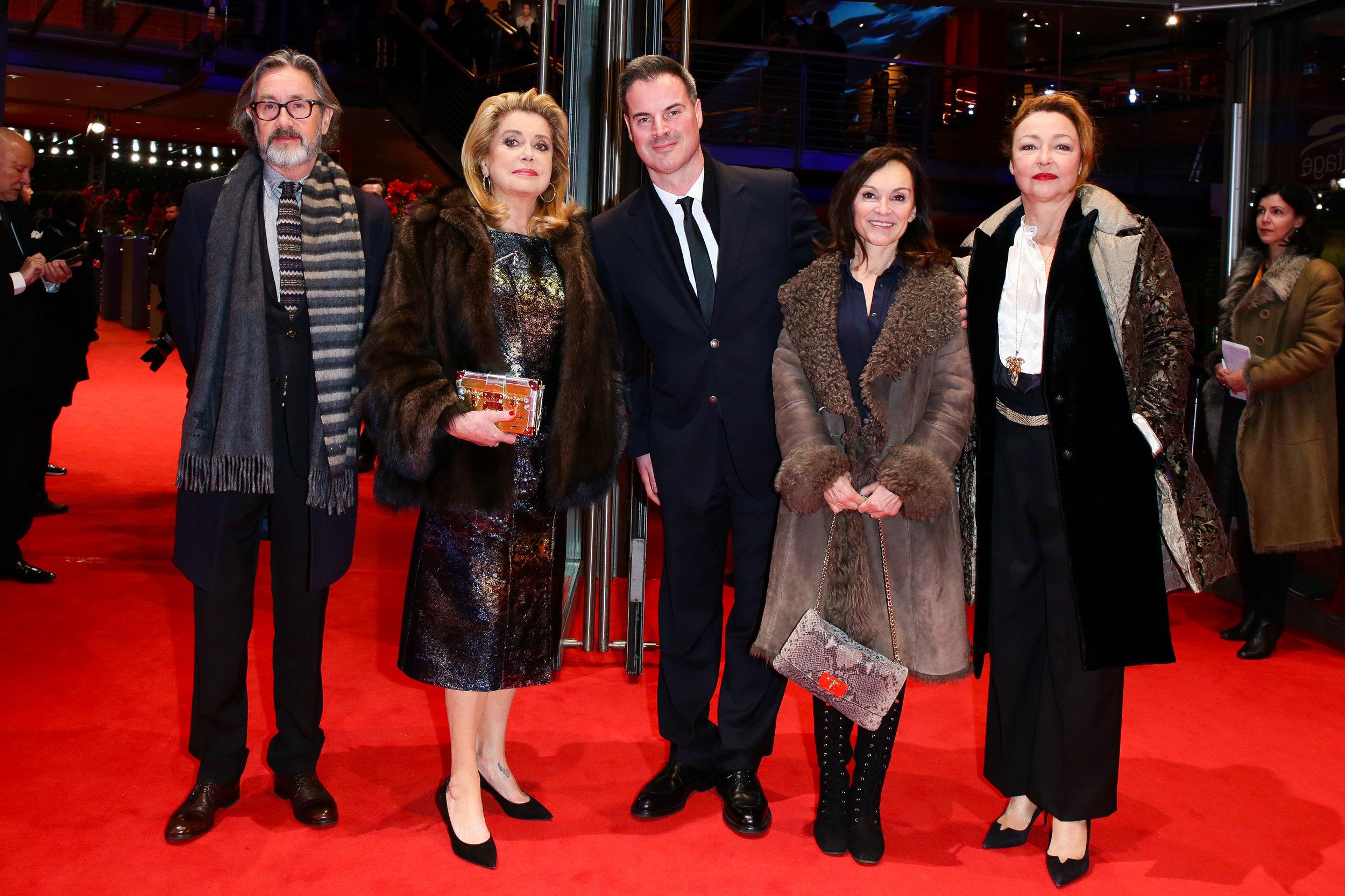 EIN KUSS VON BEATRICE, Weltpremiere auf der Berlinale 2017
