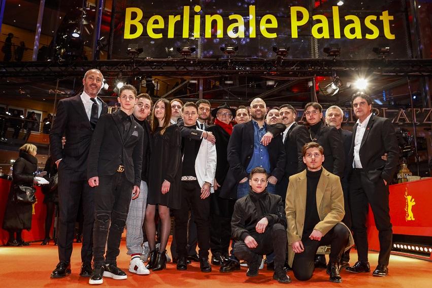 Weltpremiere PARANZA DEI BAMBINI im Wettbewerb der Berlinale 2019