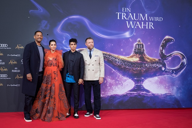 ALADDIN Gala Screening in Berlin