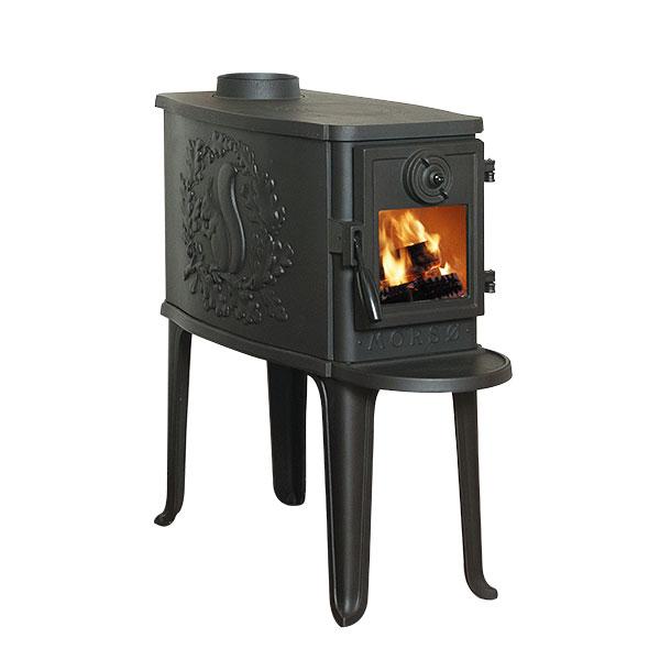 Morsoe 2B Standard - wood stove - 35,000 peak btu/hr