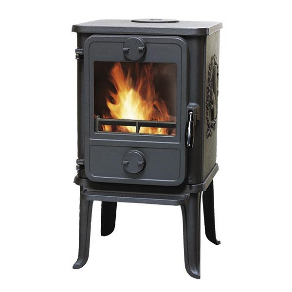 Morsoe 1410 - wood stove - 30,000 peak btu/hr