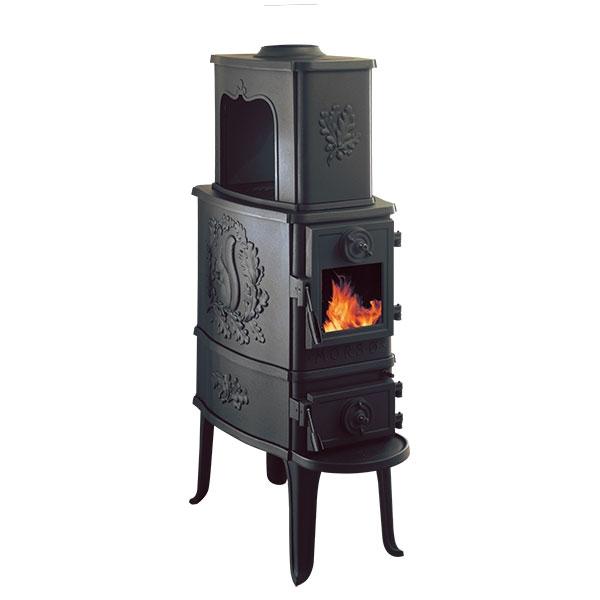 Morsoe 2B Classic - wood stove - 35,000 peak btu/hr