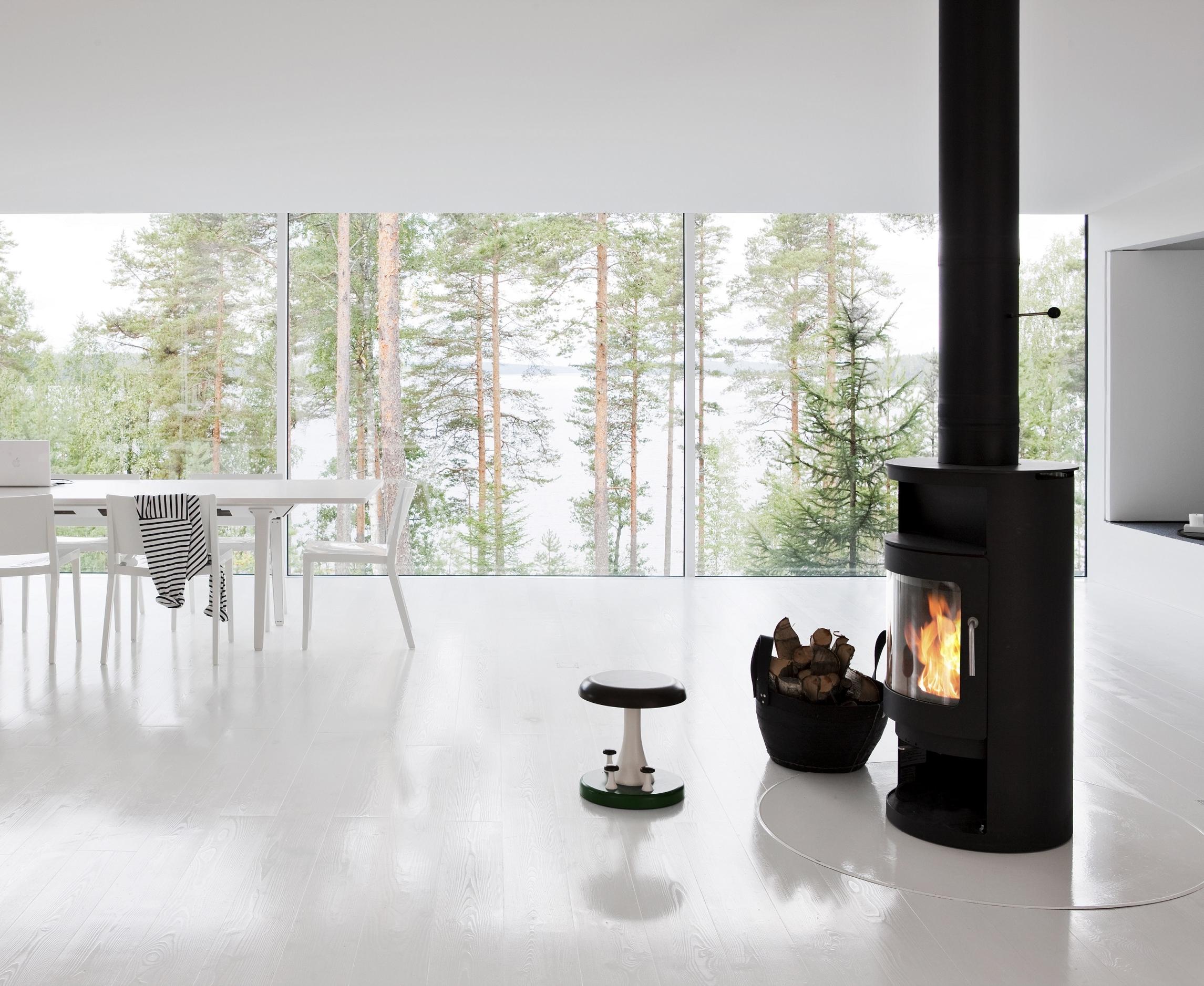 Rais Rondo - wood stove - 25,000 peak btu/hr