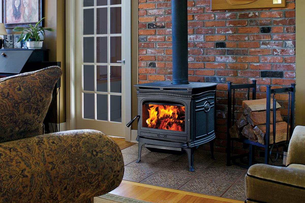 Pacific Energy Alderlea T5 - non-catalytic wood stove - 72,000 peak btu/hr