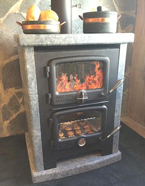 Vermont Bun Baker 1200 - wood cookstove