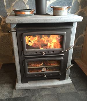 Vermont Bun Baker XL 2000 - wood cookstove