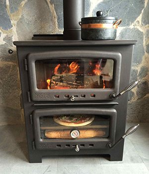 Vermont Bun Baker XL - wood cookstove