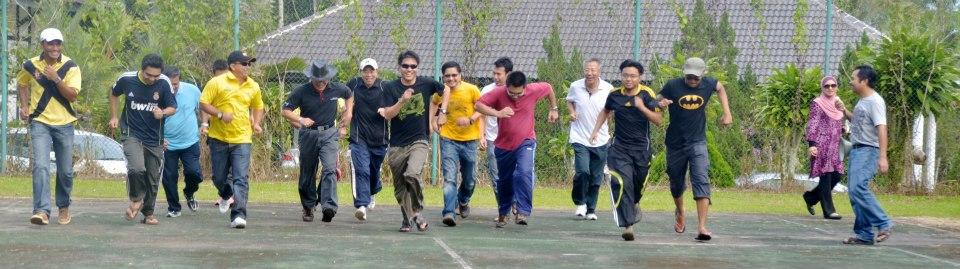 Telmatch in the Tennis Court